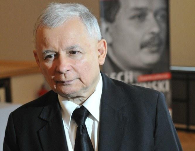 Jarosław Kaczyński /J. Domiński /Reporter