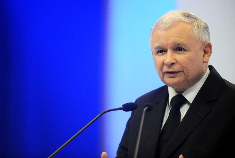 Jarosław Kaczyński /Mateusz Jagielski /East News