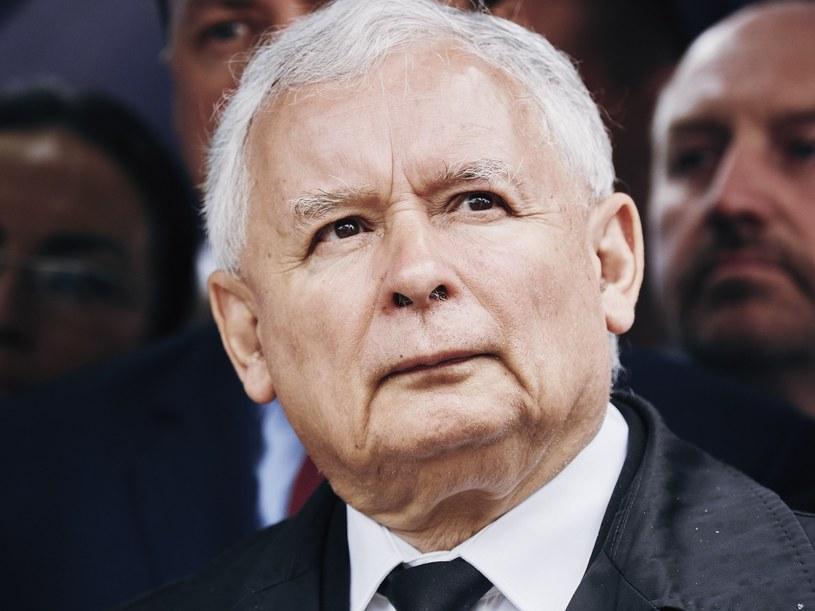 Jarosław Kaczyński /Michal WARGIN /East News