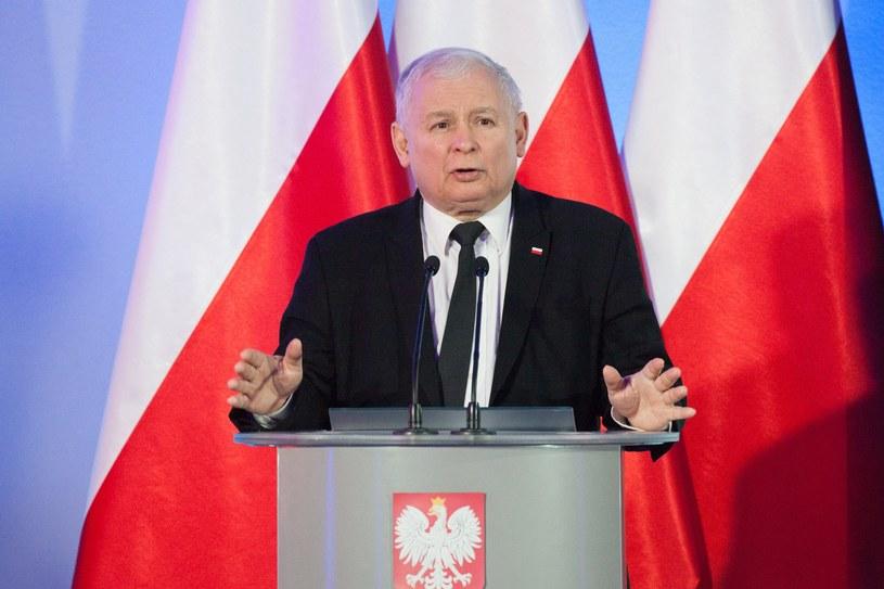 Jarosław Kaczyński / Aleksandra Szmigiel-Wisniewska/REPORTER /East News