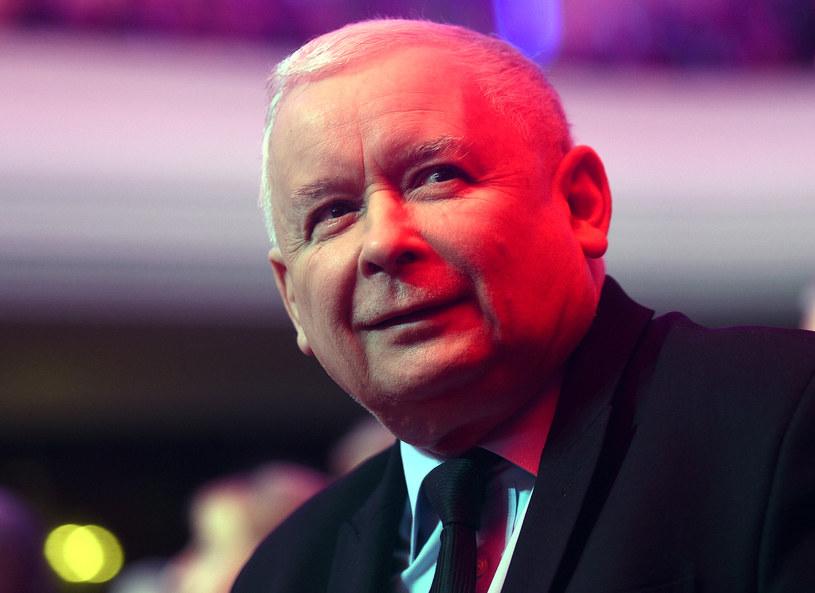 Jarosław Kaczyński /Adam Chełstowski /Agencja FORUM