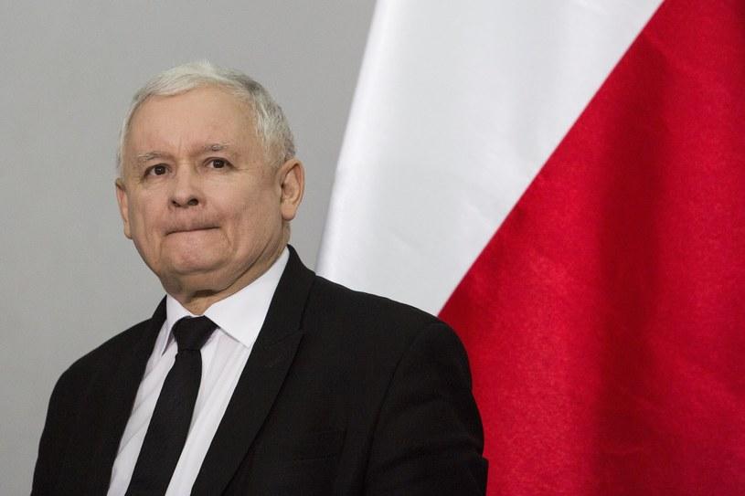 Jarosław Kaczyński /East News