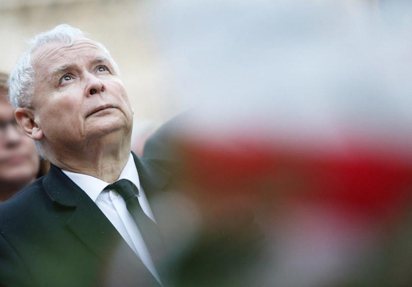 Jarosław Kaczyński /Damian Klamka /East News
