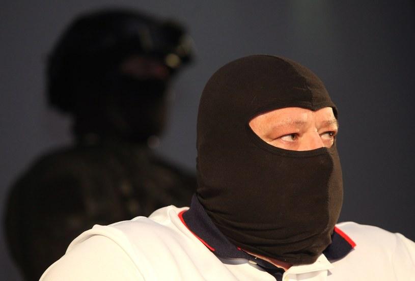 Jarosław S. ps. Masa /Stefan Maszewski /Reporter