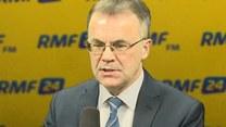Jarosław Sellin w Popołudniowej rozmowie w RMF FM
