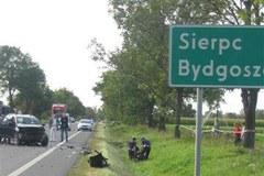Jarosław Wałęsa ciężko ranny - zdjęcia z miejsca wypadku