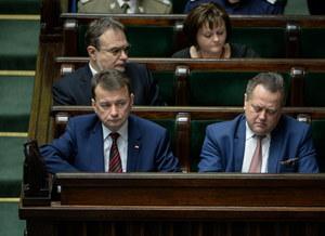 Jarosław Zieliński: Cofnęliśmy decyzje o wyższych dodatkach dla szefów służb mundurowych