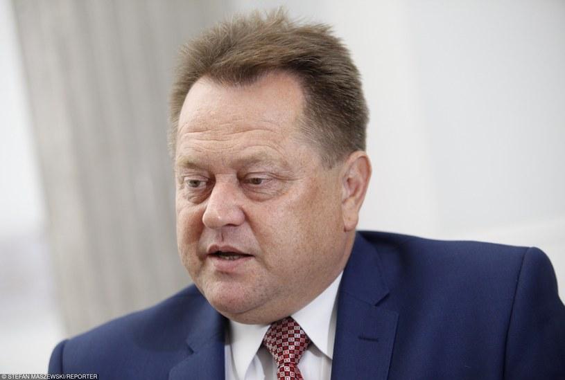 Jarosław Zieliński /Stanisław Maszewski  /Reporter