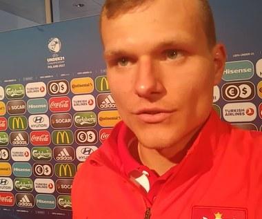 Jaroszyński po 0-3 z Anglią. Wideo