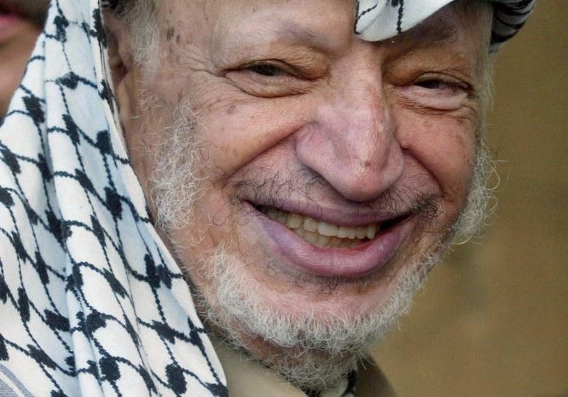 Jaser Arafat /AFP