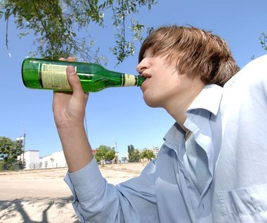 Jasiek, ty sobie popijasz?