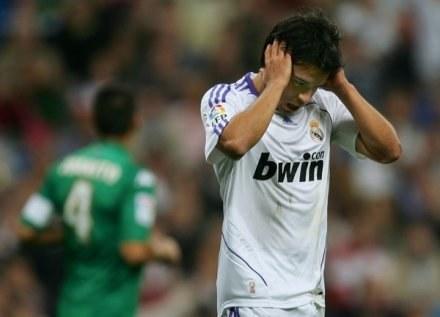 Javier Saviola chciał grać dla Realu, lecz postanowił odejść z Santiago Bernabeu /AFP