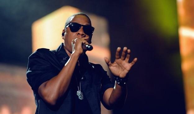 Jay-Z zostanie pierwszym raperem-prezydentem? fot. Ian Gavan /Getty Images/Flash Press Media