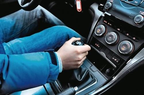 Jazda na luzie jest z zasady niebezpieczna /Motor