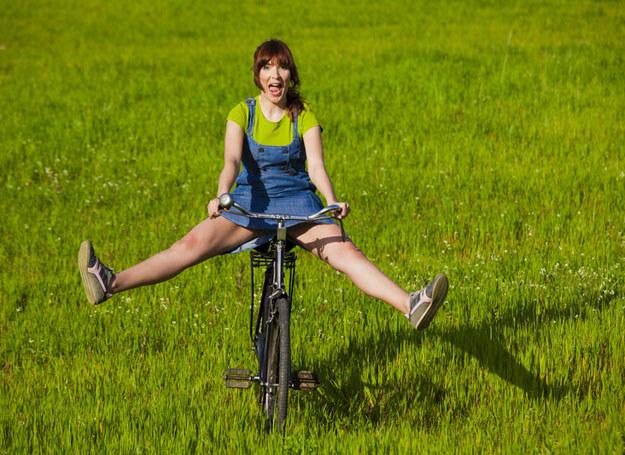 Jazda na rowerze pomaga wyrzeźbić mięśnie nóg /© Panthermedia