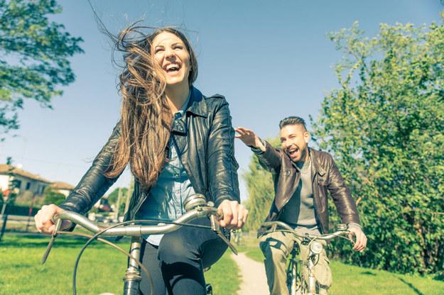 Jazda na rowerze to najpopularniejszy sport wśród Polaków. /©123RF/PICSEL