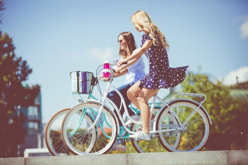 Jazda na rowerze to przyjemny rodzaj aktywności fizycznej /materiały prasowe