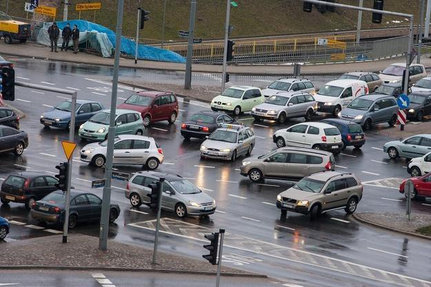 Jazda po miastach ma być płynna... / Fot: Paweł Jaskółka /Reporter