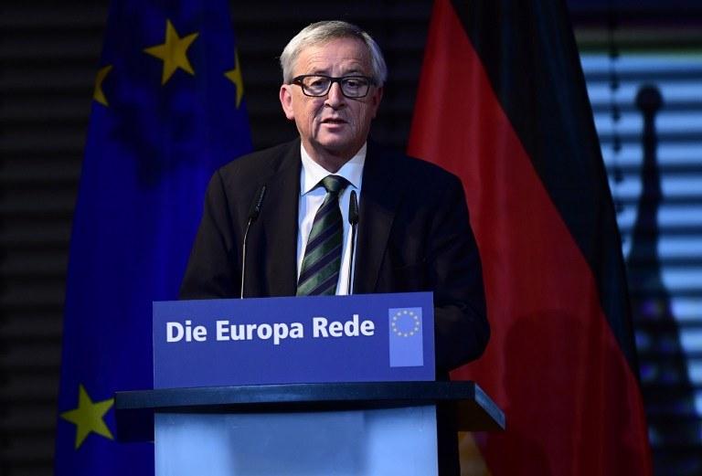 Jean-Claude Juncker /AFP