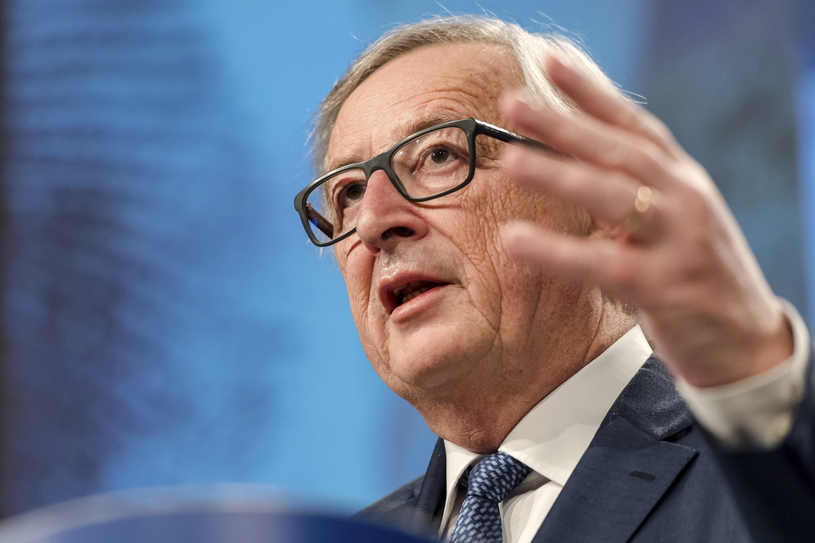 Jean-Claude Juncker /GEERT VANDEN WIJNGAERT /AP