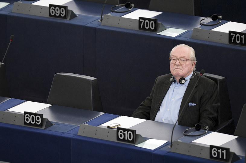 Jean-Marie Le Pen /AFP