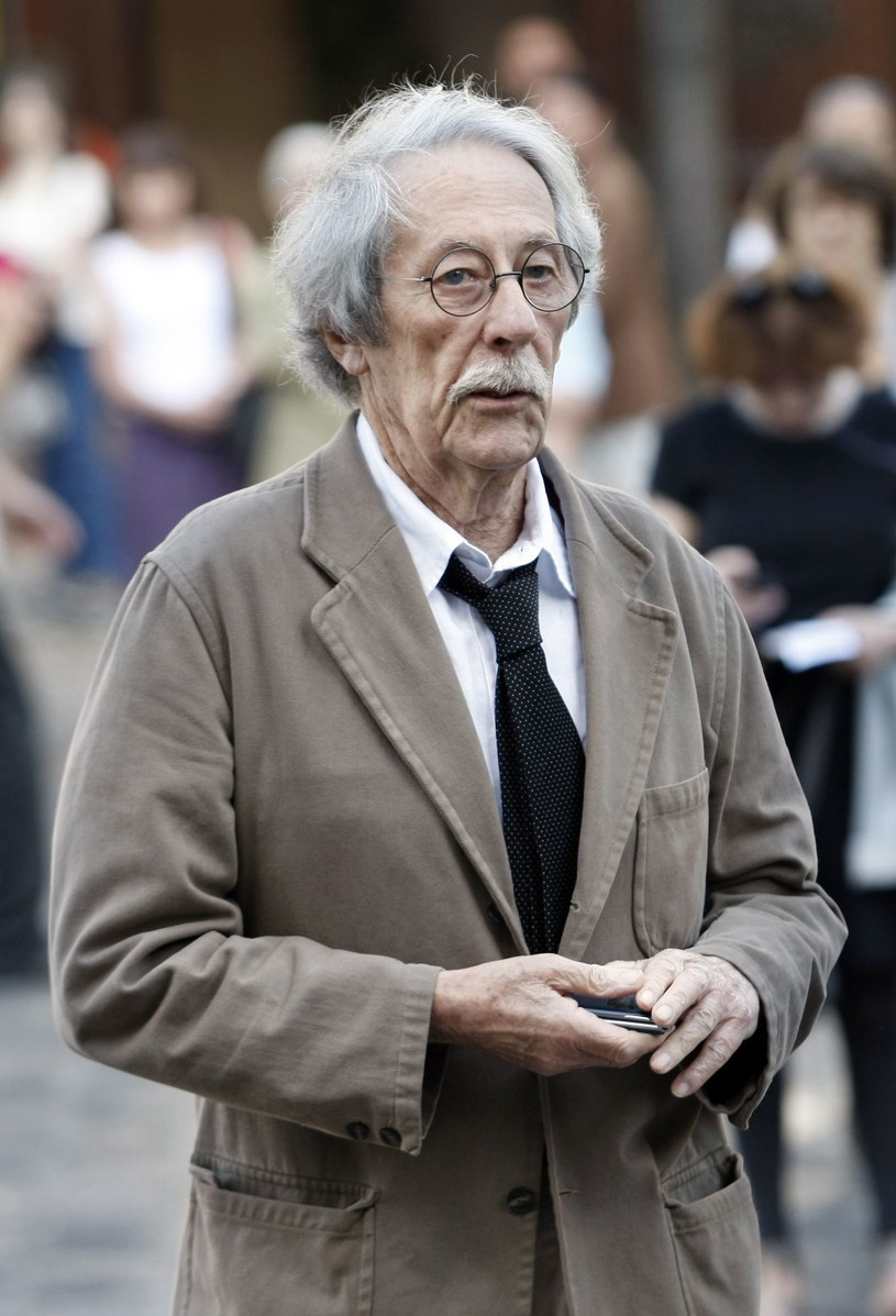 Jean Rochefort w 2010 roku /AFP