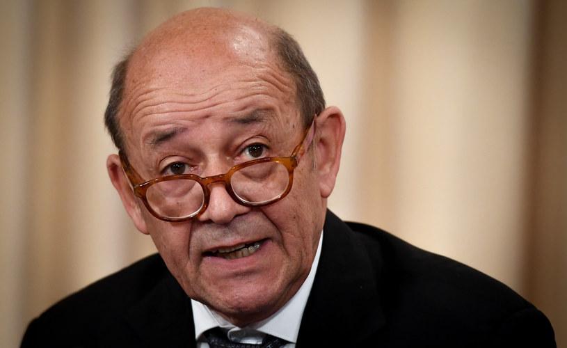 Jean-Yves Le Drian /AFP