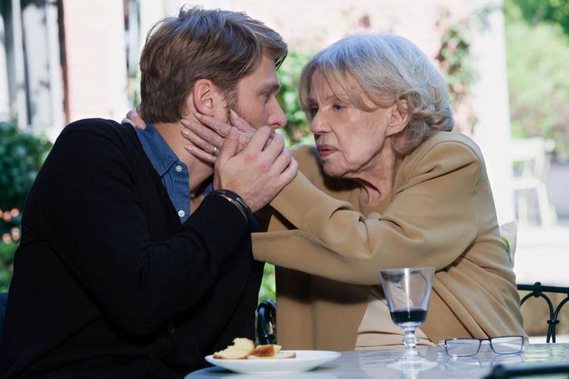 Jeanne Moreau w swojej ostatniej filmowej roli /materiały prasowe