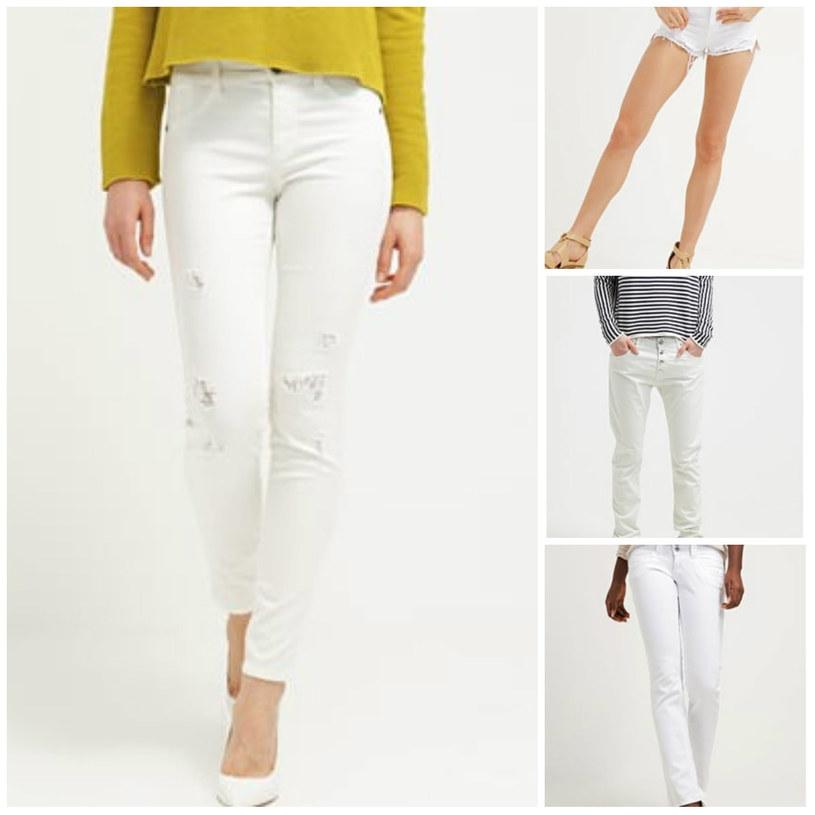 Jeansy marek: Sisley, Top Shop, Replay, Pepe Jeans do nabycia na Zalando. /materiały prasowe