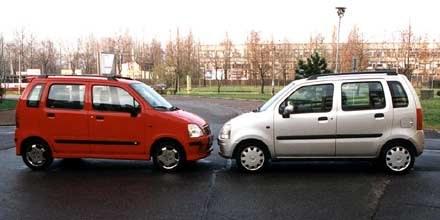 Jeden pomysł - dwa auta /INTERIA.PL