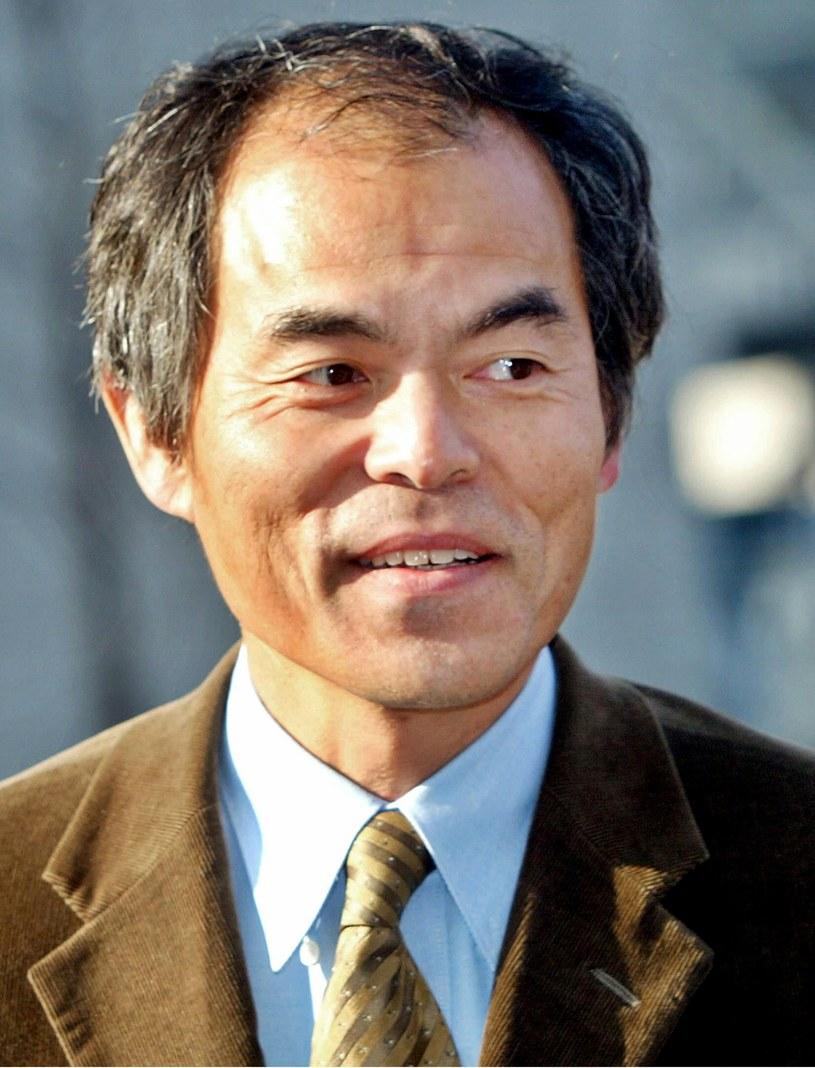 Jeden z laureatów- Shuji Nakamura /AFP