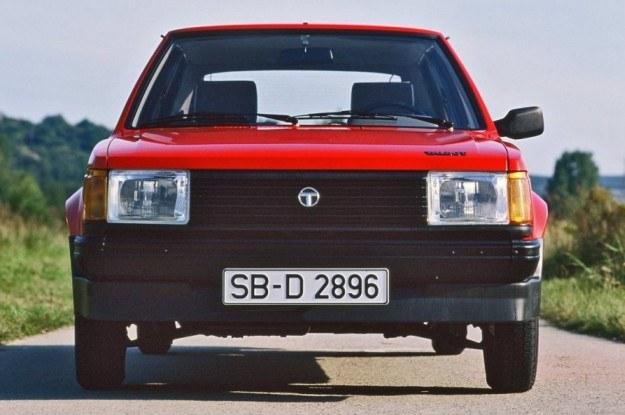 Jeden z modeli Talbota /