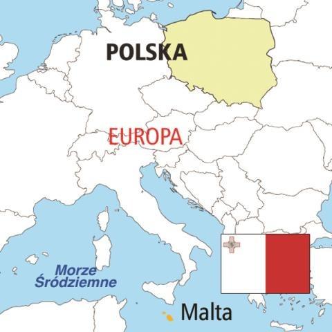 Jeden z najmniejszych krajów Europy tworzą trzy wyspy: Malta, Gozo i Comino. Ta ostatnia jest tak mała, że można byłoby ją pominąć. Ale leży między dwoma pozostałymi i kryje zjawiskowo piękną Błękitną Lagunę. /Pracownia Projektowa Maxpol Grażyna Bogusiewicz