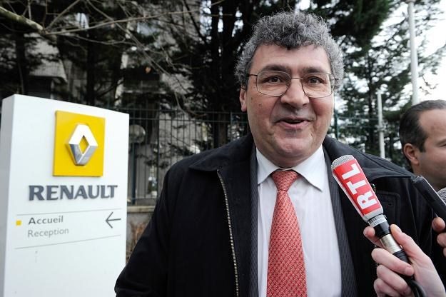 Jeden z trzech menadżerów oskarżonych o szpiegostwo /AFP
