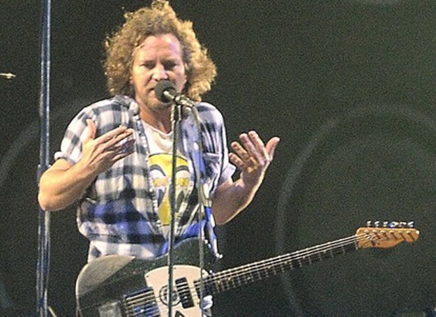 Jedną z gwiazd tegorocznego Open'era była grupa Pearl Jam /AKPA