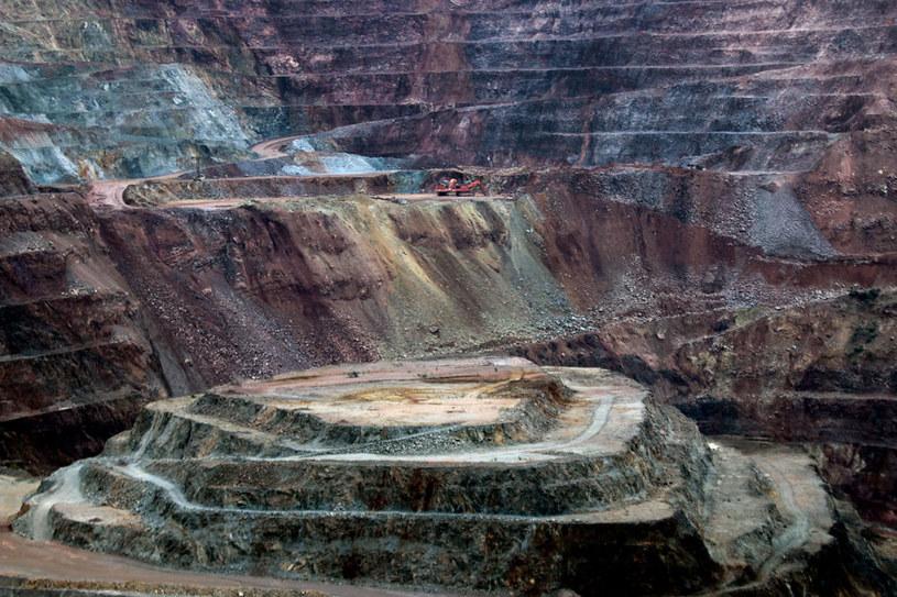 Jedna z kopalni złota w Meksyku /AFP