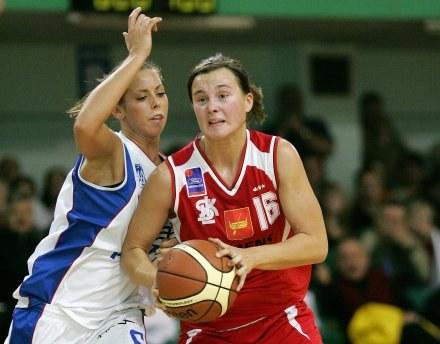Jedna z nowych twarzy w Rybniku - Magdalena Skorek,FOT.Łukasz Grochala /Agencja Przegląd Sportowy