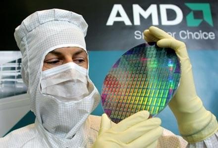 Jedną z przyczyn kryzysu AMD był zakup firmy ATI /AFP