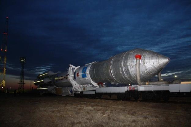 Jedna z rakiet, która wynosiła na orbitę satelity GLONASS /AFP