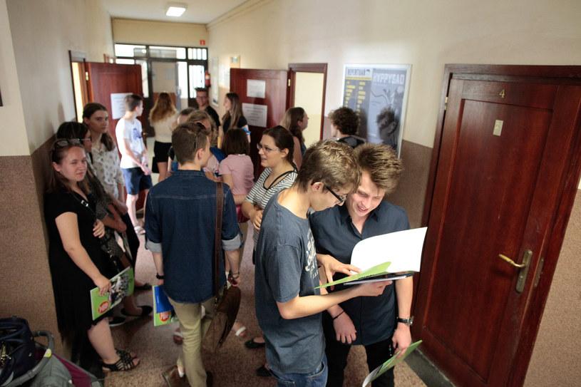 Jedna ze szkół średnich w Opolu; zdj. ilustracyjne /SŁAWOMIR MIELNIK NOWA TRYBUNA OPOLSKA Polska Press /East News