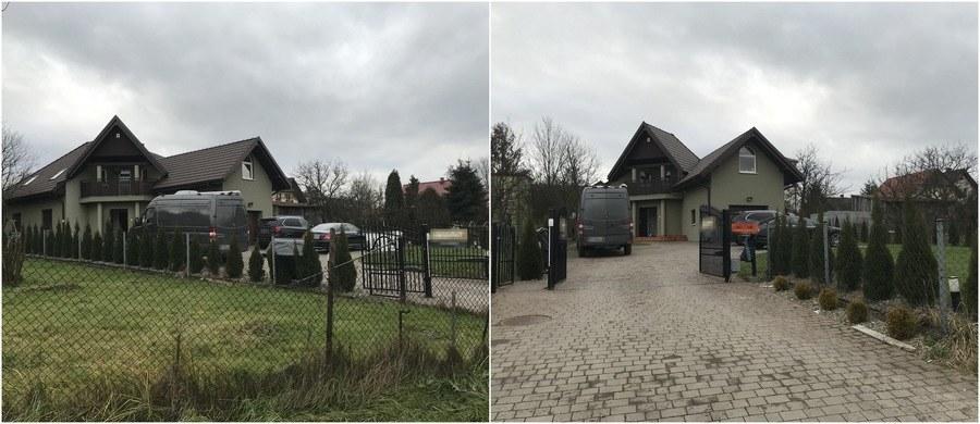 Jedno z miejsc w Krakowie, gdzie doszło do zatrzymania bandytów /Marek Wiosło /Archiwum RMF FM