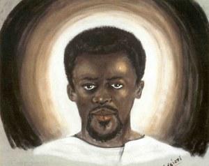 """Jedno z obecnych wyobrażeń """"czarnego Jezusa"""" /Archiwum"""