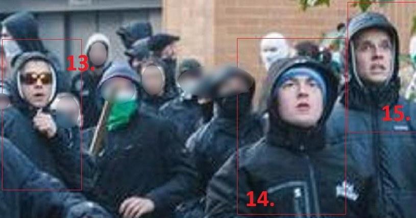 Jedno ze zdjęć opublikowanych przez policję /Policja