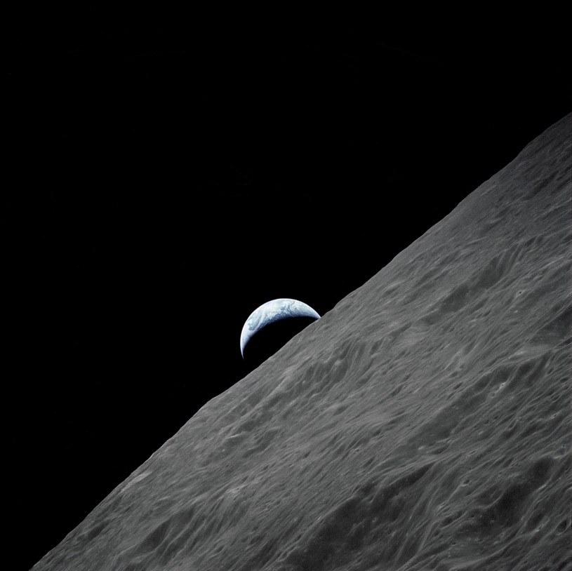 Jedno ze zdjęć wykonanych podczas ostatniej, jak dotąd, misji załogowej na Srebrny Glob /NASA