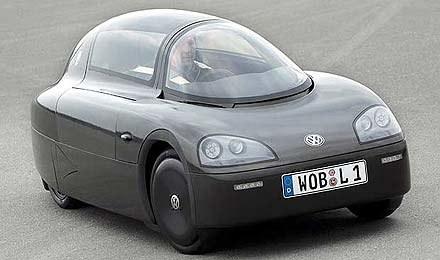 Jednolitrowa zabawka VW /INTERIA.PL