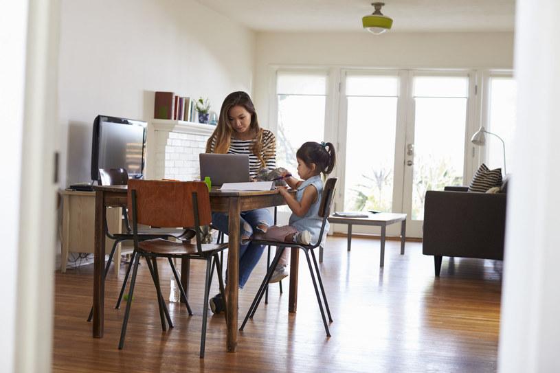Jednoosobowa działalność pozwoli ci prowadzić firmę w domu /123/RF PICSEL