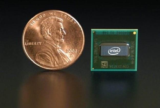Jednordzeniowy procesor Atom 230 /materiały prasowe