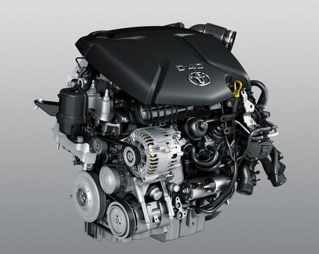 Jednostka 1.6 D-4D /Toyota