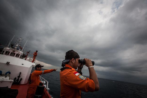 Jednostki poszukiwawcze na Morzu Andamańskim /AFP