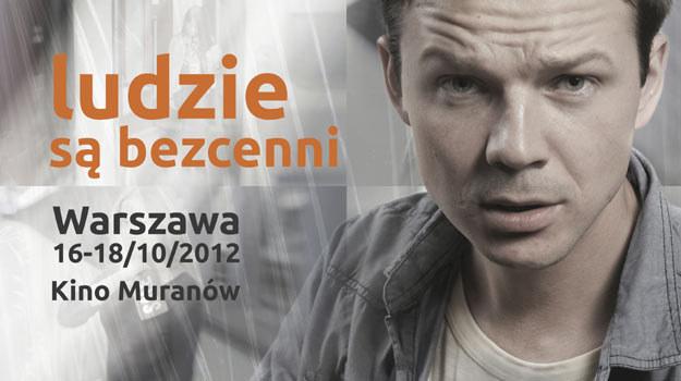 Jednym z ambasadorów festiwalu jest aktor Lesław Żurek /materiały prasowe